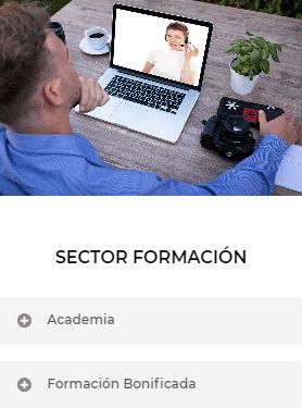 Sector Formación