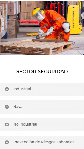 Sector Seguridad