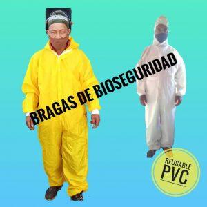 Braga de Bioseguridad Desechable