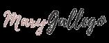 Logo mary gallego fondo transparente-min